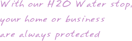 www.h2ostop.co.uk Logo